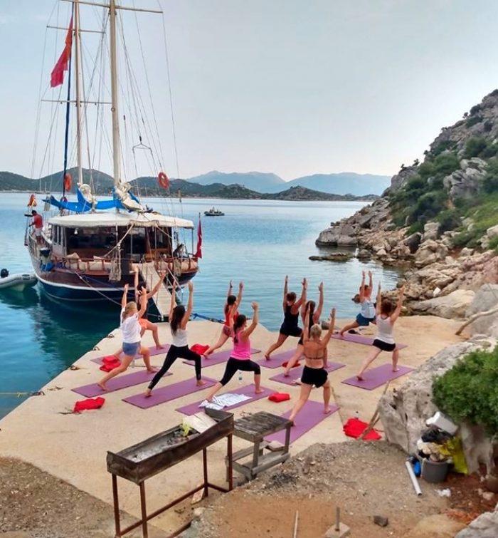 yoga griekenland