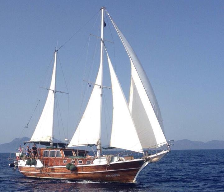 Zeiljacht Kaptan Deniz